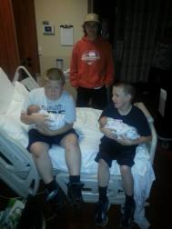 My boys together <3