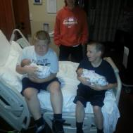 My boys together <3